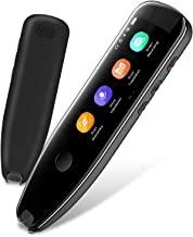 $259 » Translation Pen Scanner - Translation Device Pen with Bluetooth/Wi-Fi/AI Voice Assistant | Scan Text and Translate | Speak...