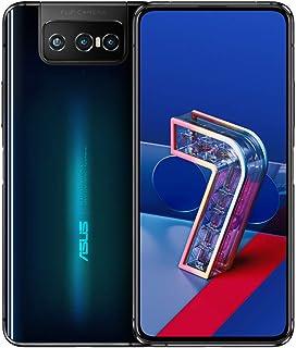 ASUS Zenfone 7 Pro ZS671KS Dual-SIM 256GB + 8GB RAM Factory Unlocked 5G Smartphone (Aurora Black) - International Version