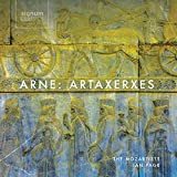 "Artaxerxes, Act III: Recitative: ""Perhaps the King releas'd Arbaces"""