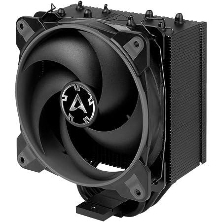 ARCTIC Freezer 34 Esports - Dissipatore di processore Semi-passivo con Ventola PWM 120 mm per Intel e AMD, Dissipatore CPU, Potenza di Raffreddamento - Grigio