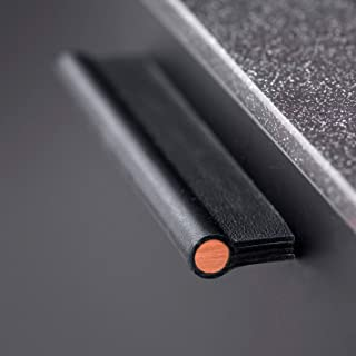 H8200 Schrankgriff gebogen Design Griffleiste Aluminium M/öbelgriff K/üche Griff-Profilleiste k/ürzbar L-Form silber eloxiert Schubladengriff Alu MADE IN GERMANY L/änge 2500 mm 1 St/ück