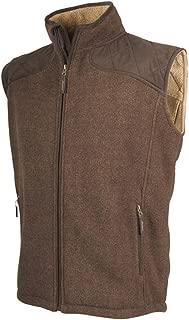 Seeland William Fleece Waistcoat X-Large Brown
