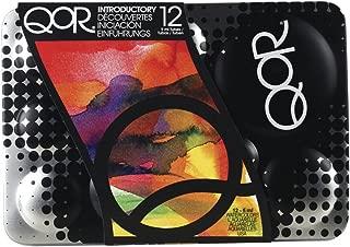 QoR Watercolor Introductory 12 Color Set
