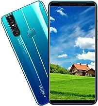 Điện thoại di động Android – Yukuai Eight Core 5.8 inch Unlocked Dual HD Camera Dual SIM Smartphone Android 8.0 1G+4G FULLScreen GSM/WCDMA Screen, WiFi BT GPS 3G Call Mobile Phone (Blue)