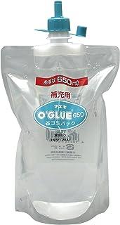 フエキ 液状のり オーグルー補充液 GHS65 650ml 省ゴミパック
