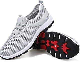 Fashion Breathable Couple Mesh Men's \ Women's Sport Running Walking Shoes Sneakers