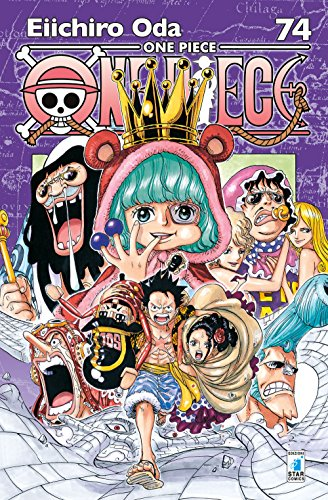 One piece. New edition (Vol. 74)