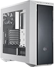 Cooler Master MasterBox 5 White with Dark Mirror Front Panel Computer Case 'ATX, microATX, Mini-ITX, USB 3.0, Window Side Panel' MCX-B5S2-WWNN-01