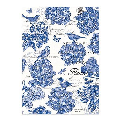 Michel Design Works Kitchen Dish Towel  Indigo Cotton