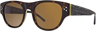 Randy Jackson RJRU S928P Mens Sunglasses - Havana/Brown
