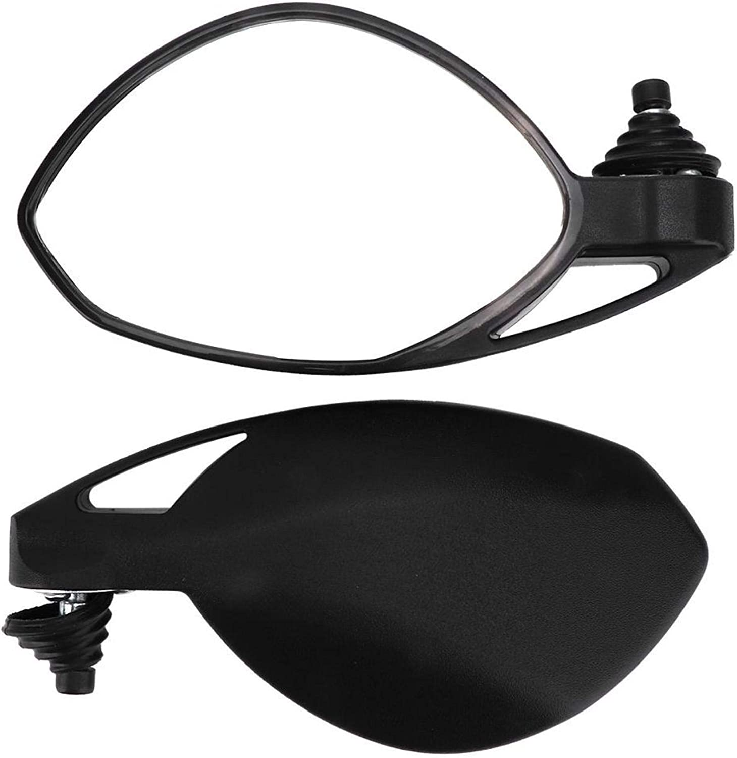 Mxzzand Motorcycle Rapid rise 2021 autumn and winter new Side Mirror Rearview Accessory Riding
