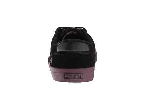Negro Slim Provost Máquina Emerica juguetes Púrpura de The X Vulc n88SOW
