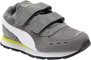Puma Boy's Vista V Ps Leather Sneakers