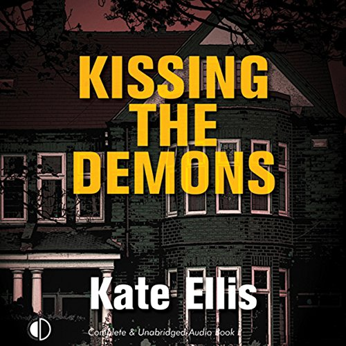 Kissing the Demons audiobook cover art