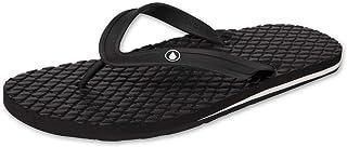 Volcom Men's Eco Concourse Bloom Sandal Flip-Flop
