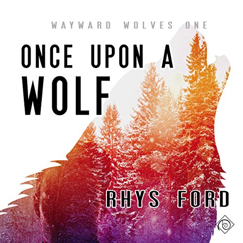 Once upon a Wolf audiobook cover art