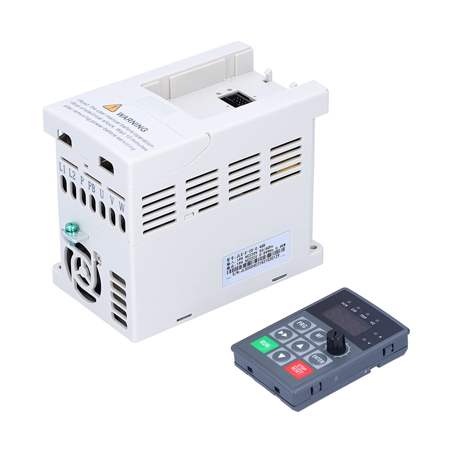 220V JLS-E-2S Jacksonville Mall Variable-Frequency Drive Single Phase Dedication Output Input
