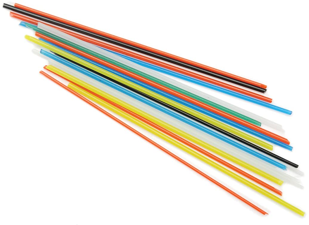 Fuseworks 1-Ounce Variety Color Stringers 90 COE Fusible Glass, 0.99 Oz,Assorted Colors