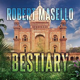 Bestiary audiobook cover art
