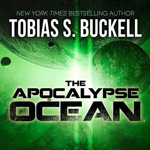 The Apocalypse Ocean audiobook cover art