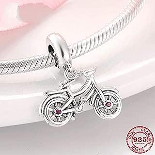 pandora charm bicicletta