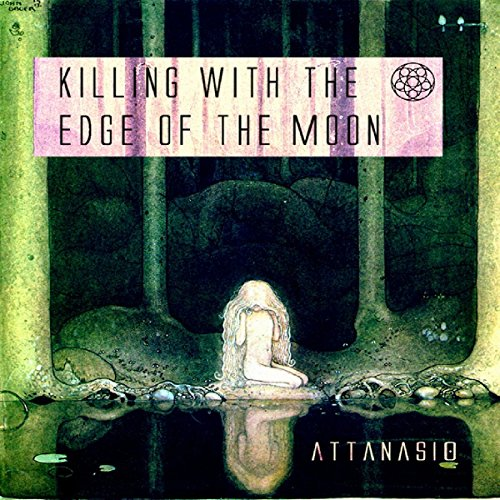 Killing with the Edge of the Moon audiobook cover art