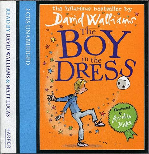 Boy in the Dress, Audio-CD