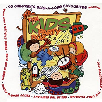 The Kids Party Box - 40 Favourite Nursery Rhymes