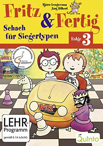 Fritz & Fertig! Folge 3: Schach für Siegertypen [PC]