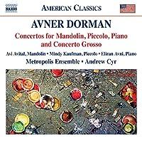 Concertos for Mandolin Piccol