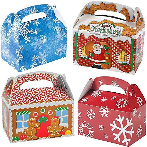 Caja Navidad Galletas  marca 4E's Novelty