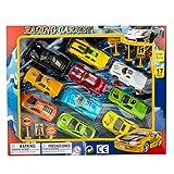 eBigValue High Velocity Street Racer Sport Car Die Cast Metal Toy Play Set