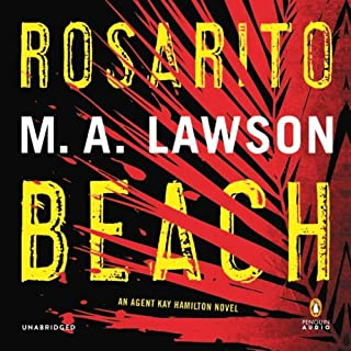 Rosarito Beach audiobook cover art