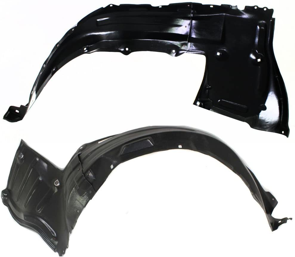 Evan-Fischer Splash Shield Front Left Side Right Today's only Fender Line Limited time cheap sale and