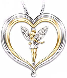 Fairy Heart Pendant 20