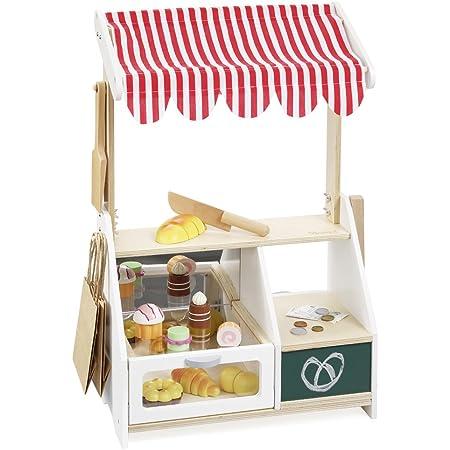 Howa Kaufladen / Bäckerei Kleiner Bäcker aus Holz 4752