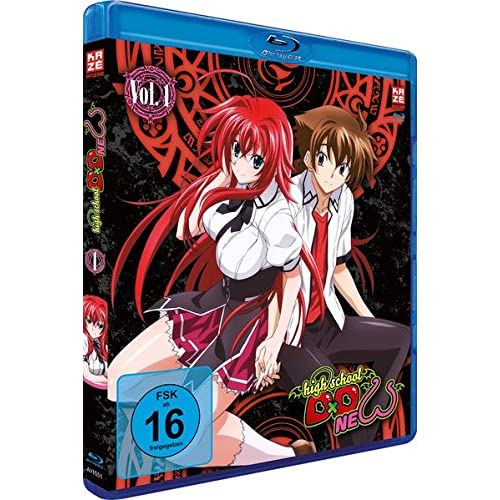 Highschool DXD New (2.Staffel) - Vol. 1