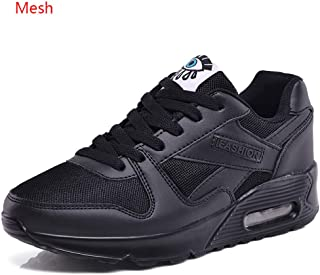SKLT Women Trainers Running Shoes Pu White Fashion Sneakers Sneakers Ladies Outdoor Sport Shoes Breathable Air Cushion