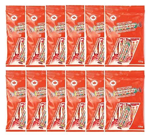 ロケッツ キャンディロール 135g×12袋