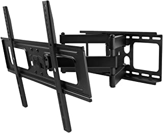 "One For All WM4661 - Soporte de pared para TV de 32 a 84"", giratorio 120°, peso Max. 60kg, negro"