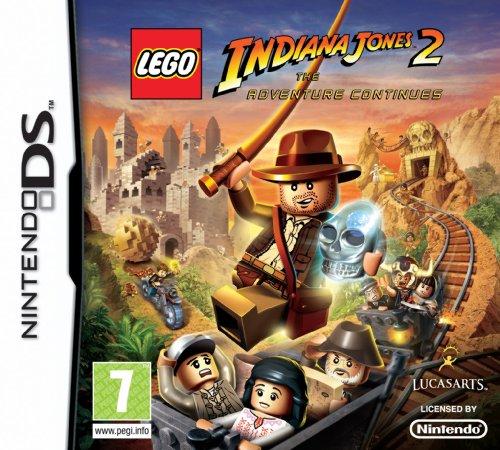 Lego Indiana Jones 2: The Adventure Continues (Nintendo DS) [Edizione: Regno Unito]