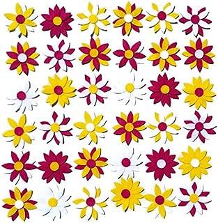Daisy Flowers Felt Shapes by Wildflower Toys