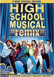 High School Musical (Two-Disc Remix Edition) by Zac Efron