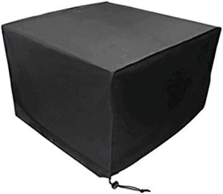 ZGQ 120×120×74CM Garden High order Furniture Sacramento Mall Waterproof Covers Patio Furni