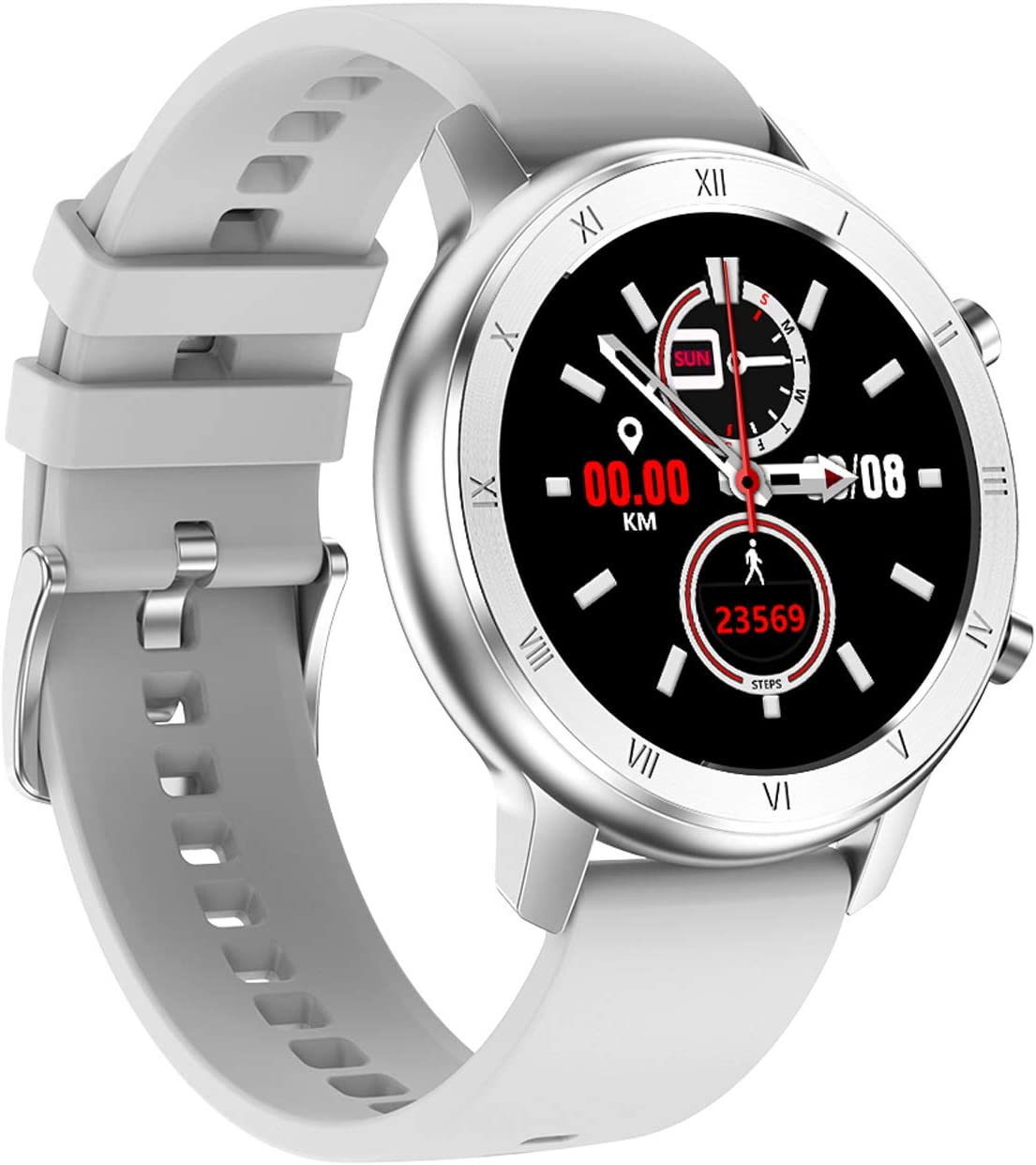 cnBro Mesa Mall Smart Watch for Women Lady Tracker B List price Rate Heart HR Fitness