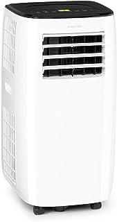 KLARSTEIN Metrobreeze Las Vegas 2G - Aire Acondicionado portátil 3-en-1, Refrigeración, Deshumidificador, Ventilación, EEC A, Temporizador, Control Remoto, Pantalla LED, 9.000 BTU/2,6 kW, Blanco