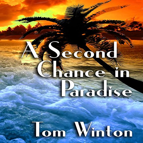 A Second Chance in Paradise audiobook cover art