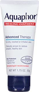 Aquaphor Healing Skin Ointment Advanced Therapy, 1.75 oz (Pack of 5)