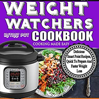 Weight Watchers Instant Pot Cookbook cover art