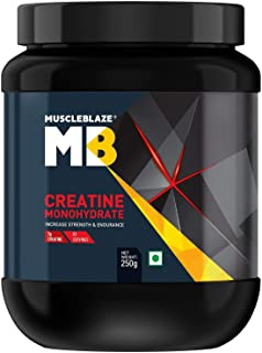 MuscleBlaze Creatine - 250 g (Pack of 2)